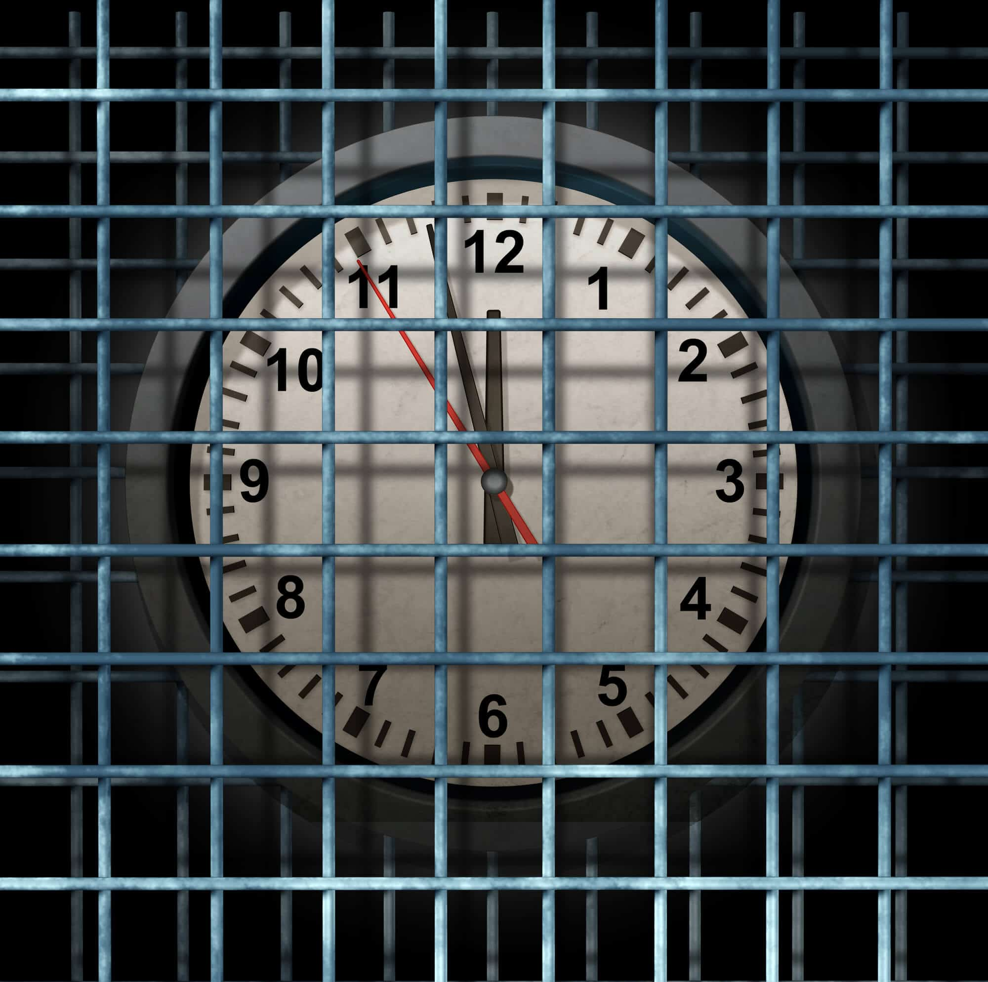 time in jail
