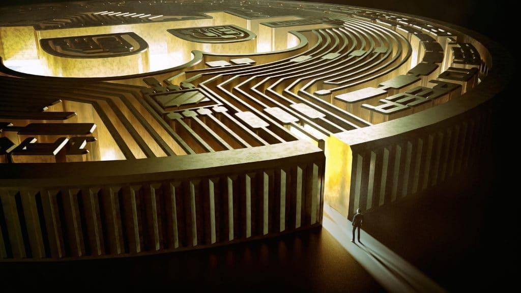 Bitcoin Labyrinth